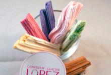 confiserie Lopez, bois cassé assortis