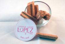 confiserie Lopez, bois cassé chocolat
