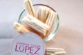 confiserie Lopez, bois cassé vanille