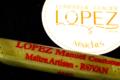 confiserie Lopez, sachet niniche anis