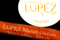 confiserie Lopez, niniche réglisse