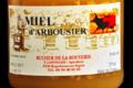 Rucher de la Bouverie, Miel d'arbousier