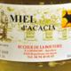 Rucher de la Bouverie, Miel d'acacia