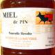 Rucher de la Bouverie, Miel de pin
