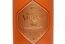château Virant, brut de rosé