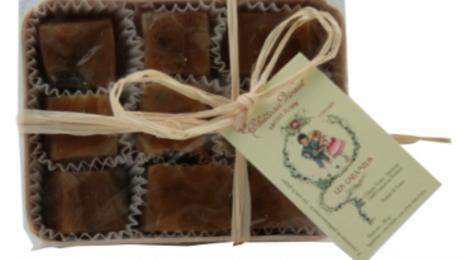 château Virant, Les caramels aux olives