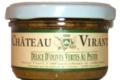 château Virant, Délice d'olive vertes au pistou