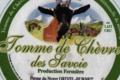 Ferme du Noyer, tomme de chèvre de Savoie