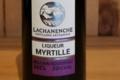 Lachanenche, liqueur de myrtille