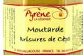 la légende de Pyrène, Moutarde aux brisures de cèpes
