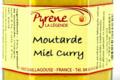 la légende de Pyrène, Moutarde miel - curry