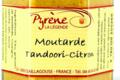 la légende de Pyrène, Moutarde tandoori - citron