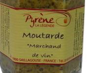 la légende de Pyrène, Moutarde marchand de vin