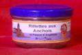 Anchois Roque, Rillettes d'Anchois et Piment d'Espelette