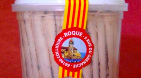 Anchois roque, Roquerones natures
