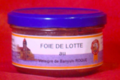Foie de Lotte au Vinaigre de Banyuls
