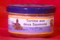 Terrine aux deux Saumons