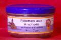 Rillettes d'Anchois et Piment d'Espelette