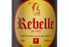 Bière blonde Rebelle