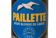 Bière blonde Paillette