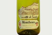 Vins Million Rousseau, Roussette de Savoie, Cru Monthoux