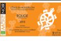 Domaine Mont-Noir, tortue rouge 2015