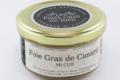 Les foies gras du Ried, Verrine de canard mi-cuit