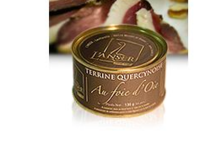 Terrine Quercynoise au foie d'Oie