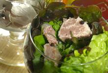 Rôti de porc confit à l'ail rose de Lautrec