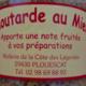 Miellerie de Plouescat, Moutarde au Miel à l'ancienne