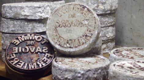 ferme de Ladroit, tomme de Savoie