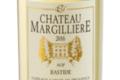 Domaines Bunan, Cuvée Bastide Château Margillière blanc