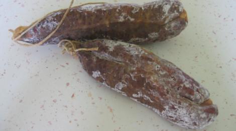 Natur'Agneau, saucisse sèche de brebis