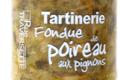 Rue Traversette, fondue de poireaux aux pignons