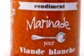 Rue Traversette, marinade pour viande blanche