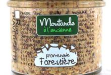 moutarde promenade forestière