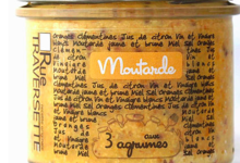 moutarde aux trois agrumes