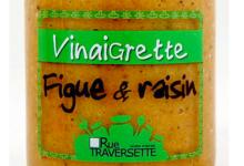 vinaigrette figue raisin