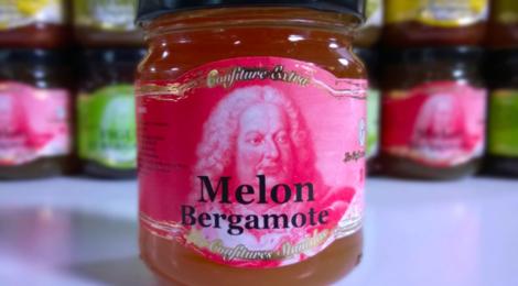 les confitures de Stanislas, Confiture de Melon Bergamote