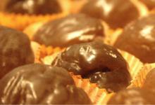 Pâtisserie Richard, marrons glacés