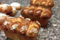 Pâtisserie Challamel,  brioches