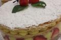 Boulangerie de la chaumière, Mille feuilles fraises