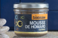 La Sablaise, Mousse de homard au Cognac