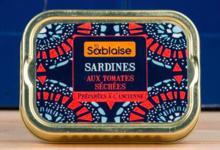 La Sablaise, Sardines aux tomates séchées à l'huile d'olive