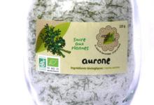 Menthe & mélisse, sucre aux plantes, aurone