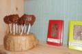 La Semilla, nos sucettes en chocolats