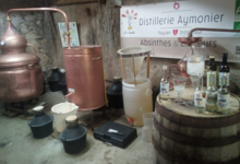 La Semilla, distillerie Aymonier