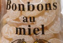 L'abeille Du Haut Doubs, Bonbons au Miel
