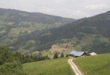 Alpage De La Tete, Gael le Charvin