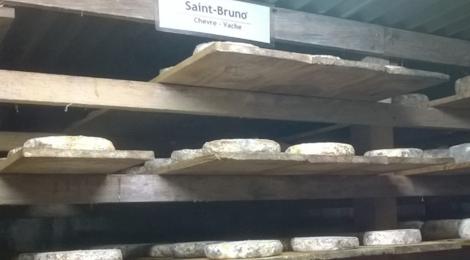 Ferme de la Correrie, Saint Bruno